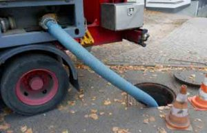 Sewer cleaning is what we do.